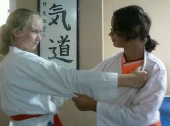 Jigo-Tai - Defensive Posture for Randori (free style throwing)