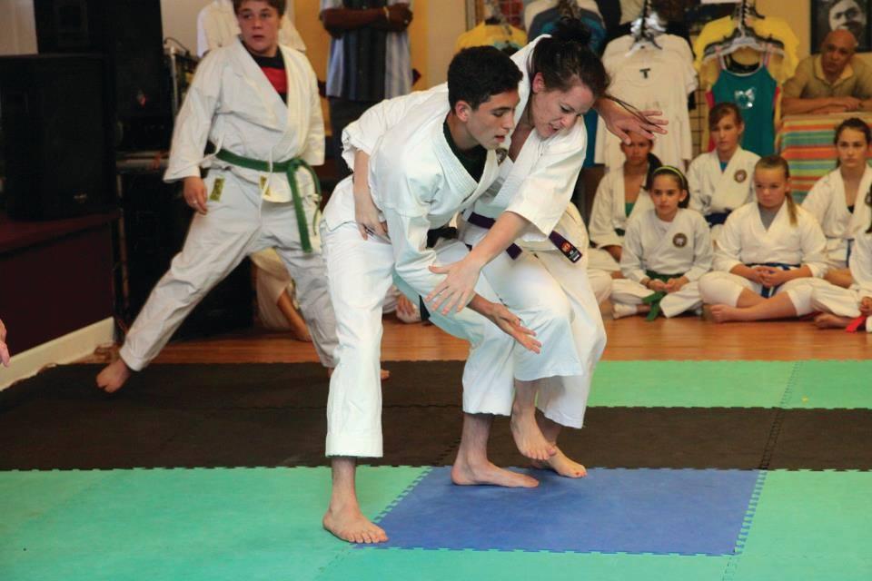 Jenelle Codianne | Jukido Jujitsu